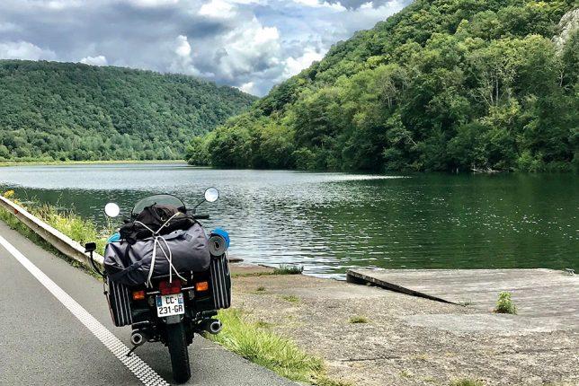 Nos conseils pour rouler avec une moto chargée