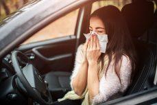 Ne laissez pas les allergies vous tuer au volant