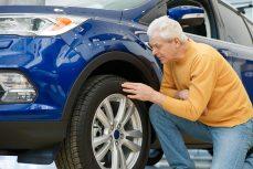 Avant les vacances, vérifiez vos pneus