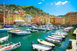 Circuit: La Riviera italienne en 5 jours (Italie)