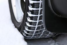 Premières neiges: ayez le réflexe pneus hiver