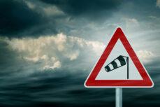 Vents violents: quelle conduite adopter?
