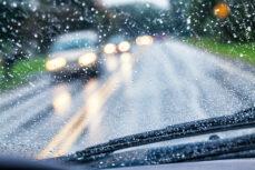Nos conseils pour conduire par temps de pluie