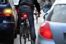 9 cyclistes sur 10 se sentent en danger sur la route