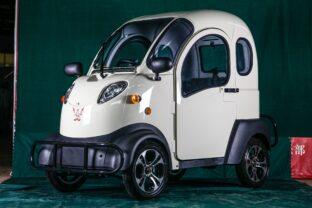 Découvrez à quoi ressemble la voiture électrique la moins chère au monde, à moins de 2000 euros