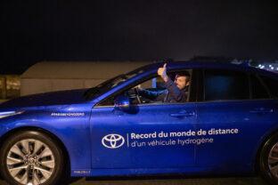 Vers des voitures à hydrogène capables de rouler jusqu'à 1000 km avec une seule charge